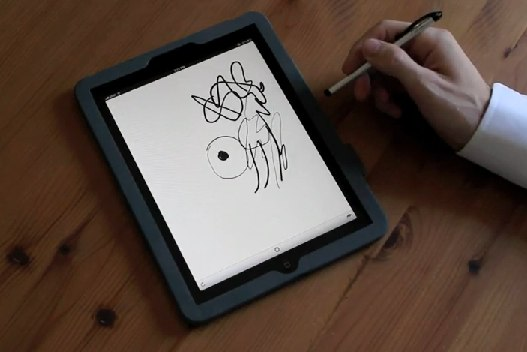 iPad gets pressure-sensitive drawing [Video]