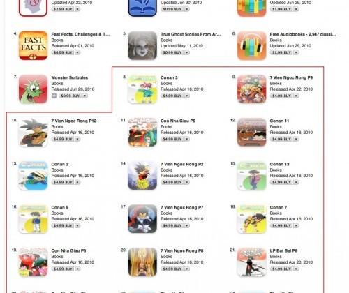 iTunes scam drives dodgy App Store sales