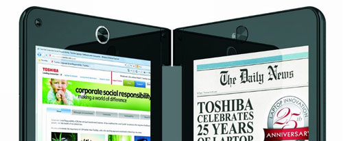Toshiba to launch Book Place eBook store soon
