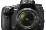 Sony A580 and A560 DSLRs pack Full HD video, auto-HDR, more