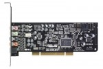 ASUS Xonar DG sound card top view