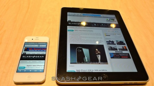 Apple May Launch Smaller iPad, New iPhone in Early 2011 Rumors Suggest