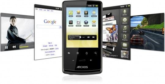 Archos 28, 32, 43, 70 & 101 Tablets Announced, Feature Android in Range of Sizes