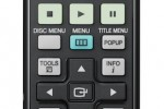 BD Player Remote