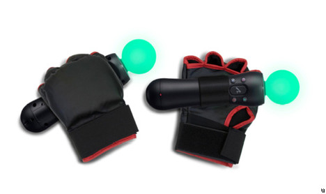 CTA Digital Ultimate Boxing Gloves for PlayStation Move Unveiled