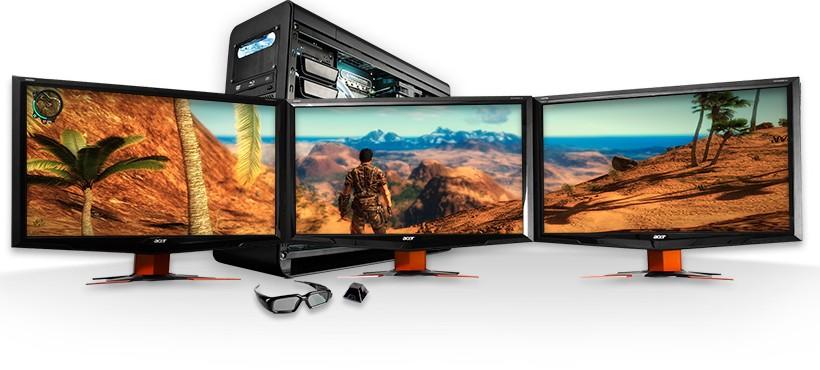 Digital Storm BlackOPS Gaming PCs Utilize NVIDIA's 3D Vision for Total Immersion Gaming
