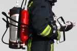 HPI 1000 Impulse Gun for Firefighters Designed to Take Out Small Fires Quickly