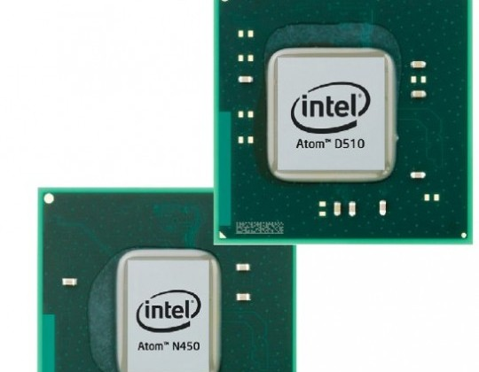 Intel D425 & D525 Atom Processors Boost Performance for Faster Storage Processing