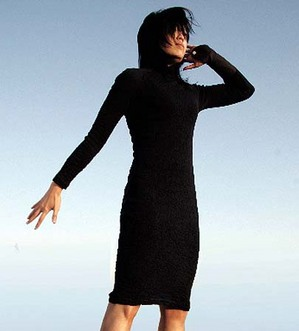 M-Dress is the Little Black Dress That's Actually a Cell Phone