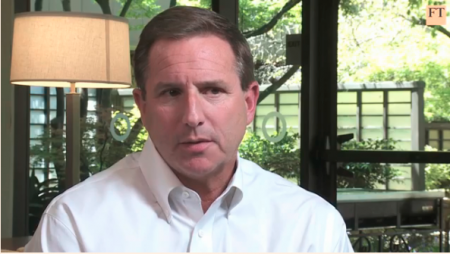 Mark Hurd, HP CEO, Resigns in Light of Sexual Harassment Investigation