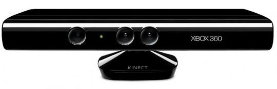 Microsoft Kinect Launching in UK on November 10