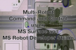 Microsoft Surface Used to Control Swarm of Robots [Video]