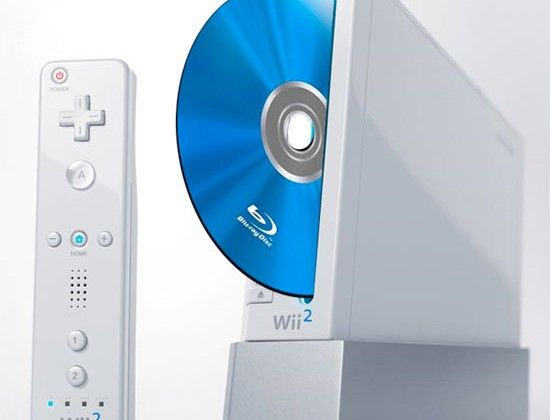 Nintendo Wii 2 Coming in 2011, Featuring HD Output and Blu-ray?