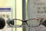 Personal Navigation System on Your Glasses [Video]