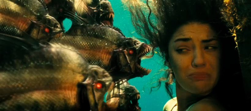 Movie Review – Piranha 3D