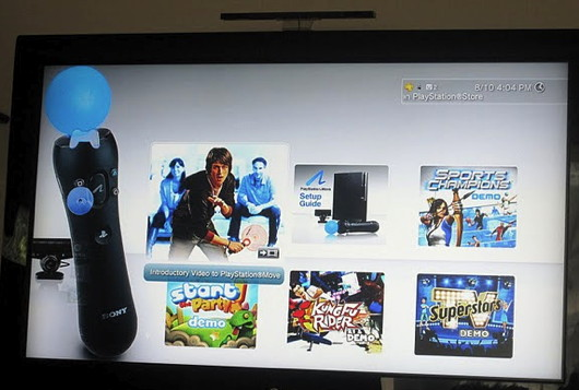 PlayStation Move Gets Unboxed, Features 8 Demos in Promotional Kit