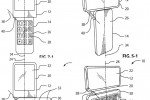 RIM BlackBerry patent describes convertible touchscreen/QWERTY phone