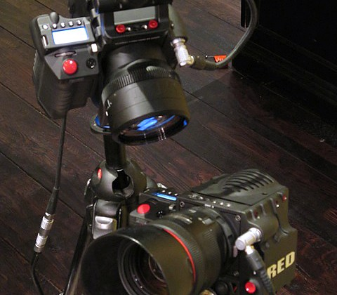 RED's Scarlet Camera Still Exists, Gets Shown Off