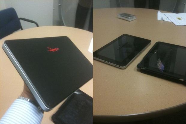 Rocketfish Tablet Caught in Photo Shoot, Best Buy Jumping Into Tablet Market?