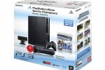 Sony PlayStation 3 Slim 160GB Model, 320GB Move Bundle Releasing This Fall