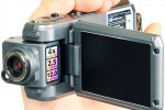 Thanko HDDV-506 Camcorder Features Swivel Lens