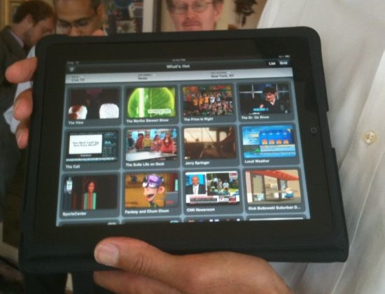 Verizon Will Use FiOS TV to Stream Live TV to iPad, Video-on-Demand to Other Devices