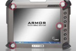 Armor unveils cool X10gx rugged tablet PC