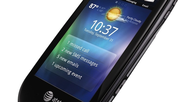 AT&T Dell Aero Android smartphone on sale today [Update: 1.5 Cupcake confirmed]