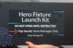 "AT&T sealed ""Hero Fixture Launch Kit"" prompts BlackBerry speculation"