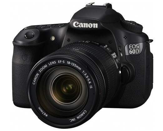 Canon EOS 60D debuts: 18MP, Full HD video & in-camera RAW editing