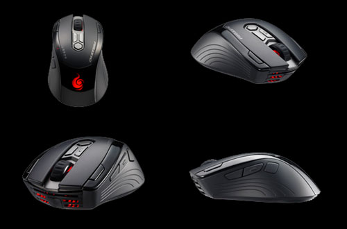 Cooler Master unveils CM Inferno MMO gaming mouse