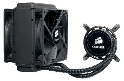 Corsair Launches Hydro H70 CPU cooler