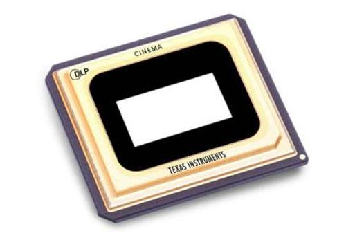DLP Cinema unveils new enhanced 4K chip for big screens