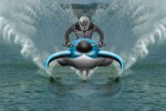 Awesome Dolphin Hydrofoil is the jet ski of the future