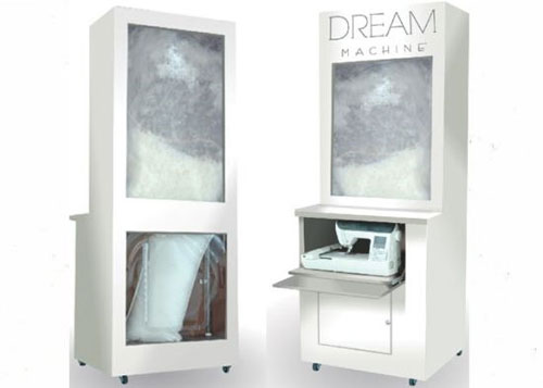 Dream Machine is like Build-a-Bear for adults
