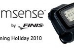 Finis Swimsense is the swimmers version of Nike Plus