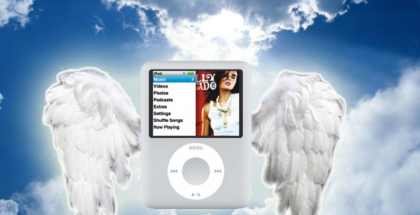 Music in the Cloud? Hallelujah.
