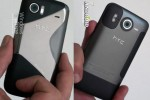 HTC Desire HD and WP7 HTC Schubert caught on video