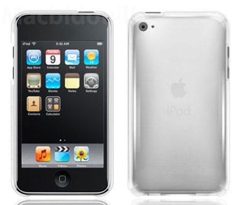 iPod touch 4 case images leak