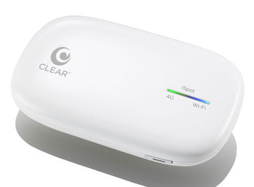 Clearwire unveils iSpot offering 4G to Apple gear and more