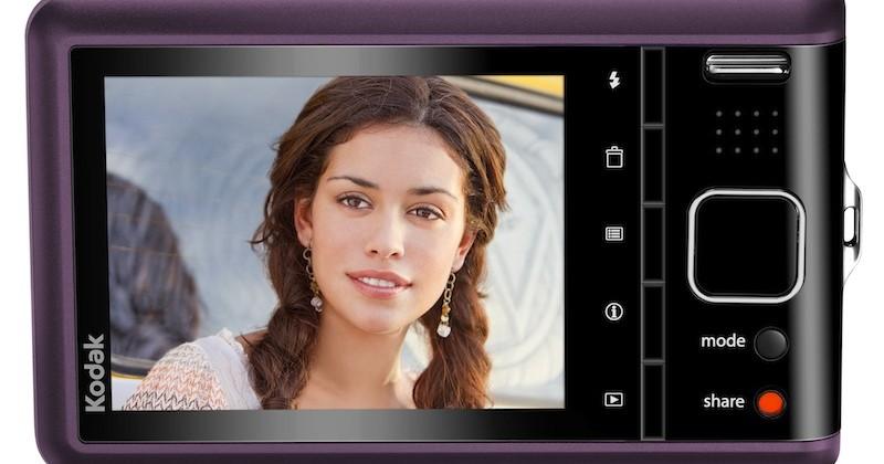Kodak EasyShare M590 & 10-inch Kodak PULSE digital WiFi frame unveiled