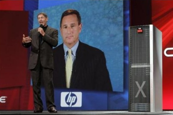 HP's Hurd ousting as idiotic as Apple firing Jobs says Larry Ellison; Pre designer quits
