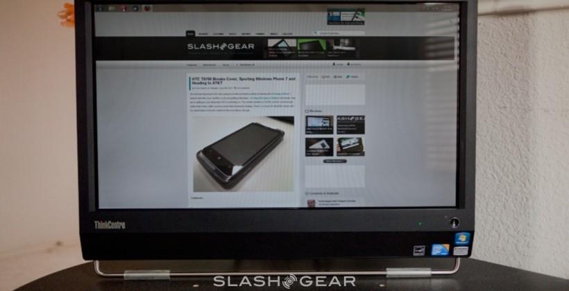 Lenovo ThinkCentre M90z Review