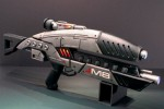 Mass Effect M8 Avenger replica built by 28-year-old dork