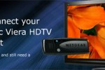 Panasonic chooses Netgear to provide web access for Viera HDTVs