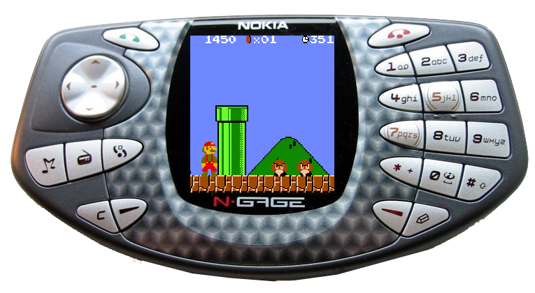 Nintendo & Nokia gaming phone could've rewritten the N-Gage story