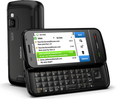 Nokia C6 on sale; N8 release to coincide with Nokia World?