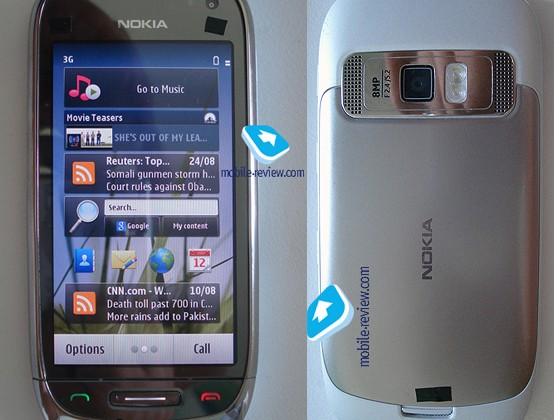 "Nokia C7-00 gets pre-announce preview: ""more balanced"" than N8"