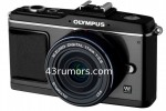 Olympus E-P2 black kit and E-5 12MP tipped imminent