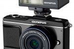 Olympus PEN E-P2 black-on-black kit debuts alongside new zoom lenses
